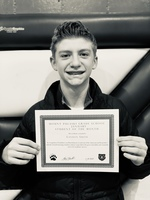 January 8th Grade Student of the Month